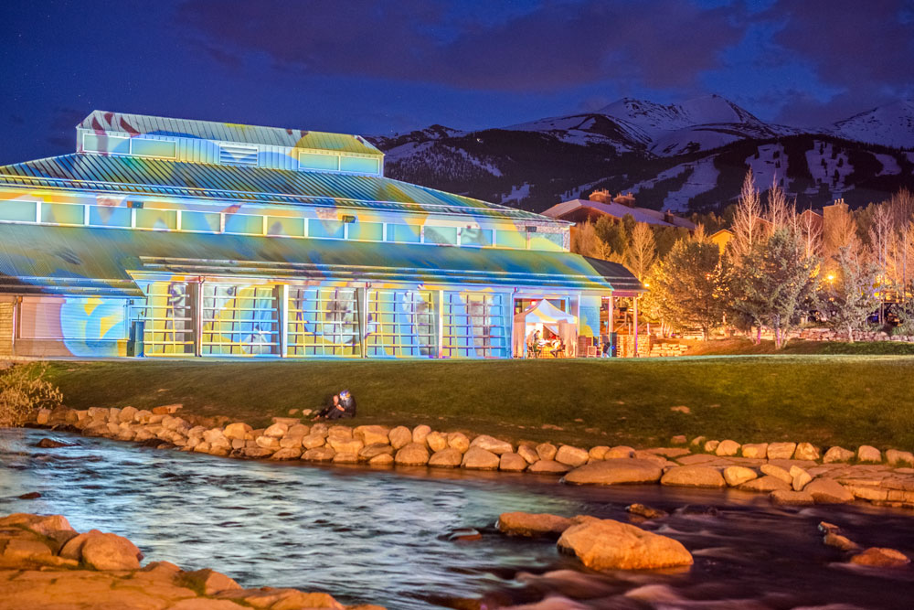 projected Visions - By Ryan Patrick Griffin | Breckenridge 2016