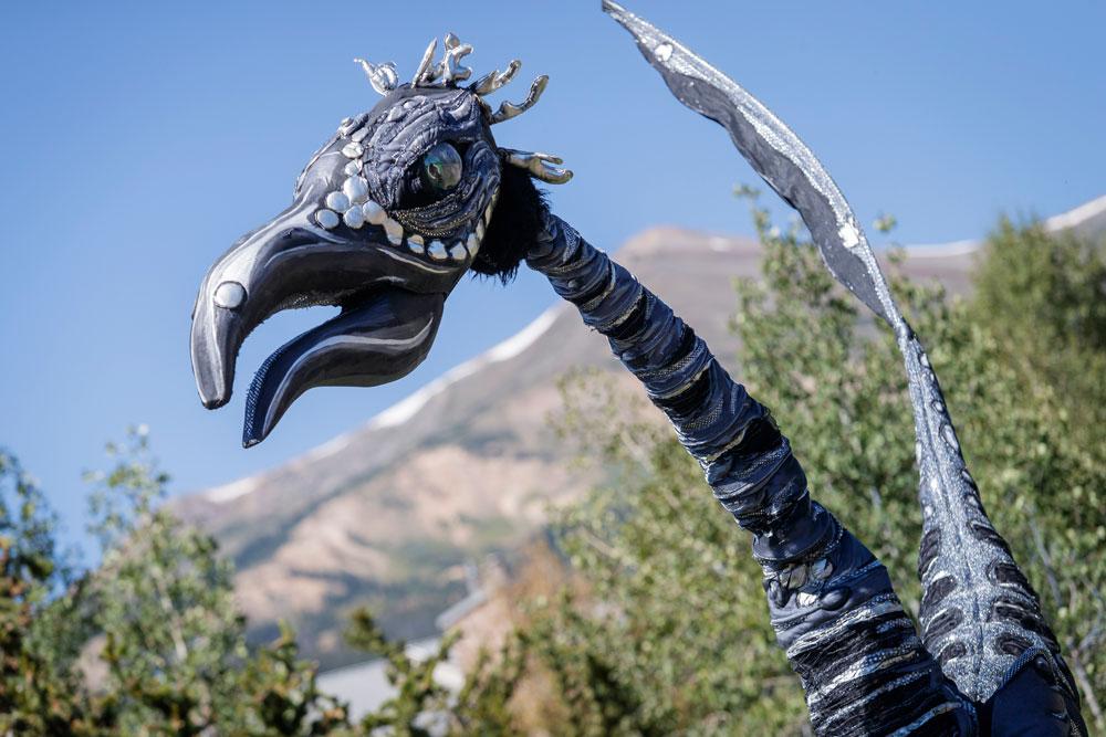 Saurus - By Close-Act Theatre | Breckenridge 2016
