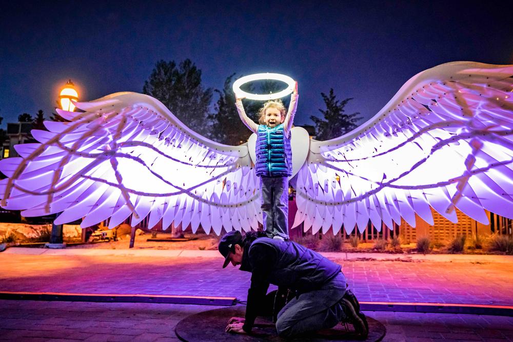 Angels of freedom - By OGE Group | Breckenridge 2018