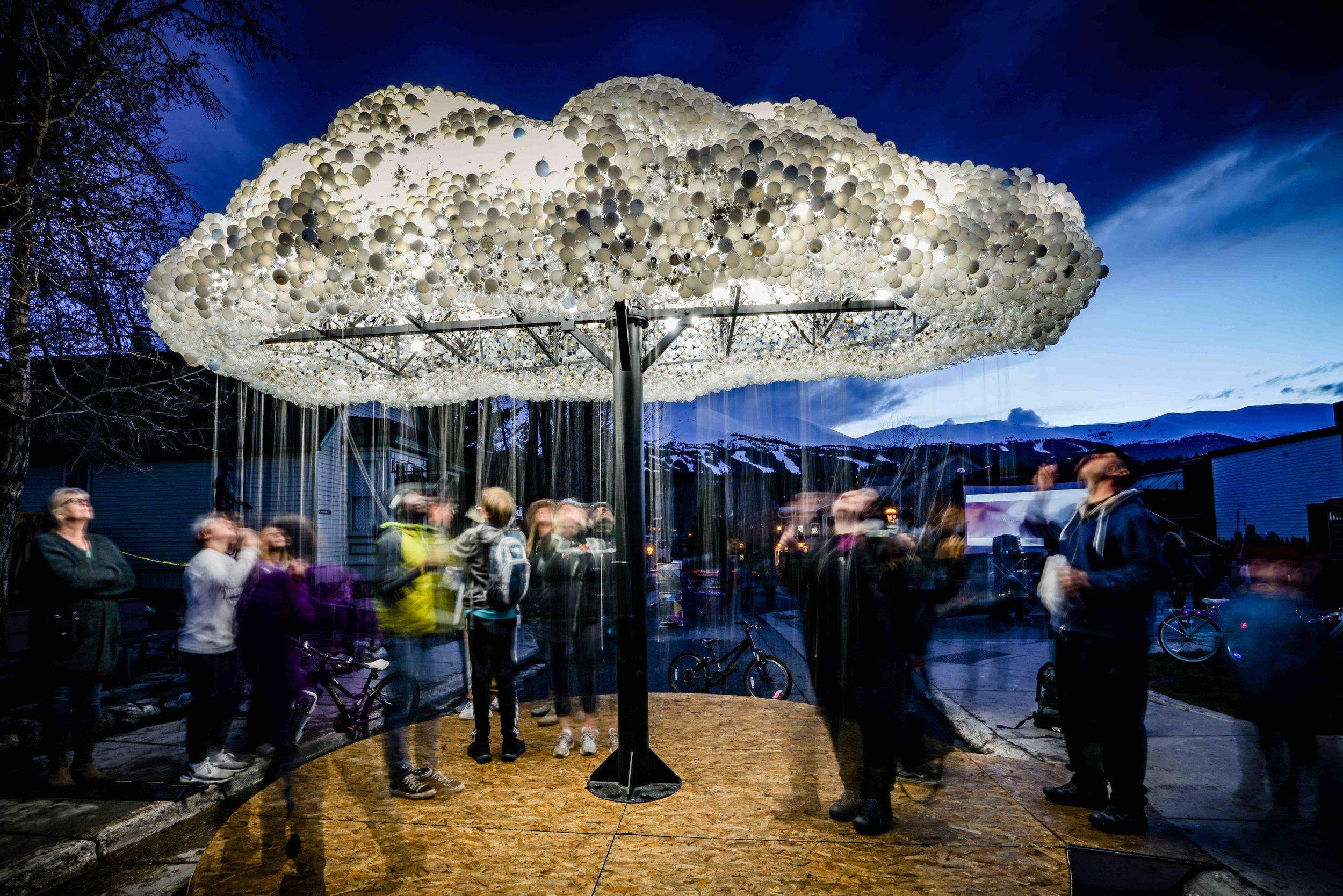 cloud - By Caitlind r.c. Brown+ Wayne Garrett | Breckenridge 2019