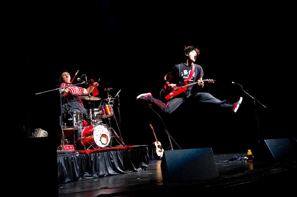 die roten punkTe - Ann Arbor 2010