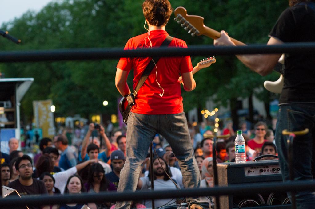 noori - Ann Arbor 2012