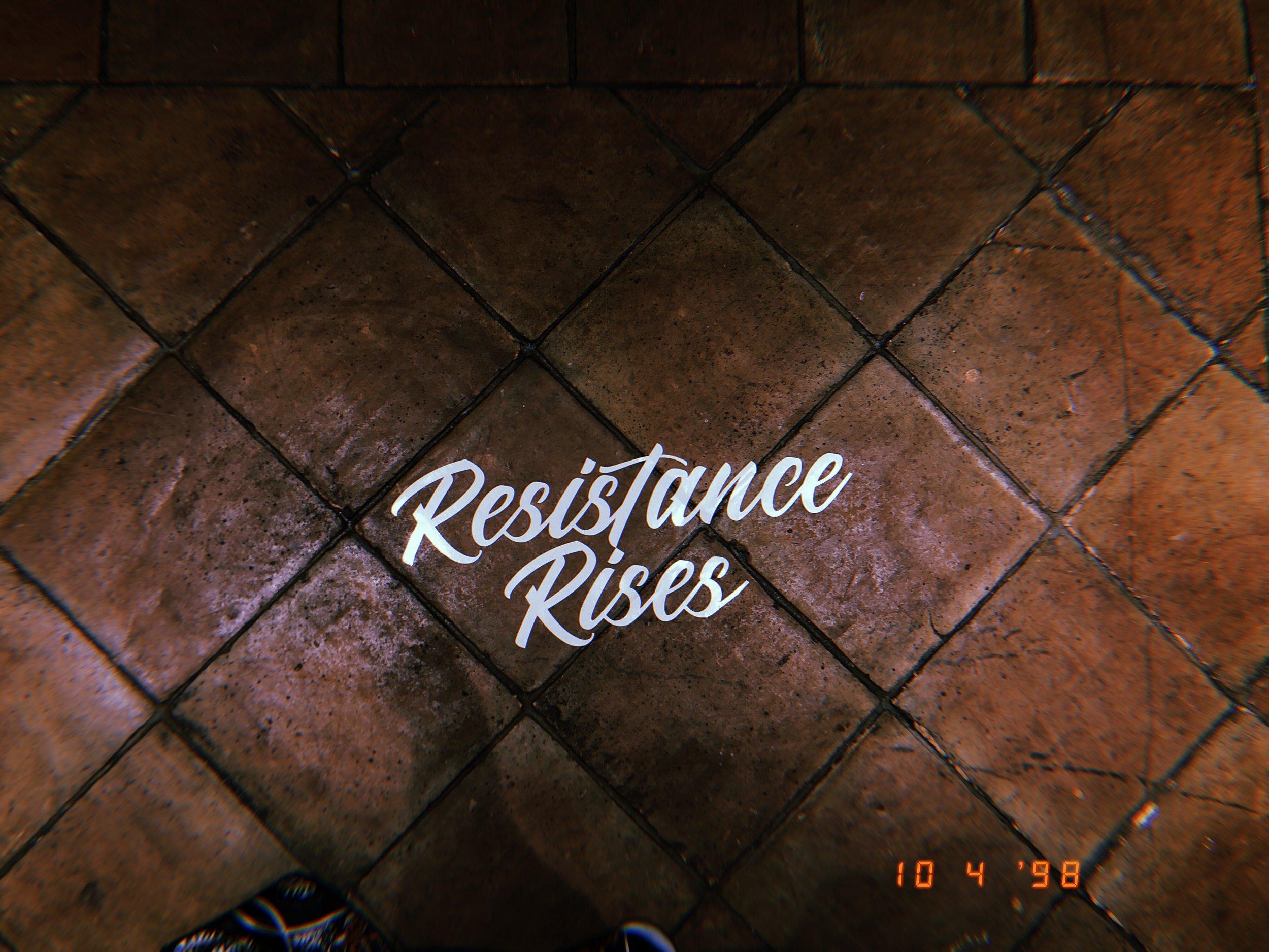 Create & Cultivate - Resistance Rises