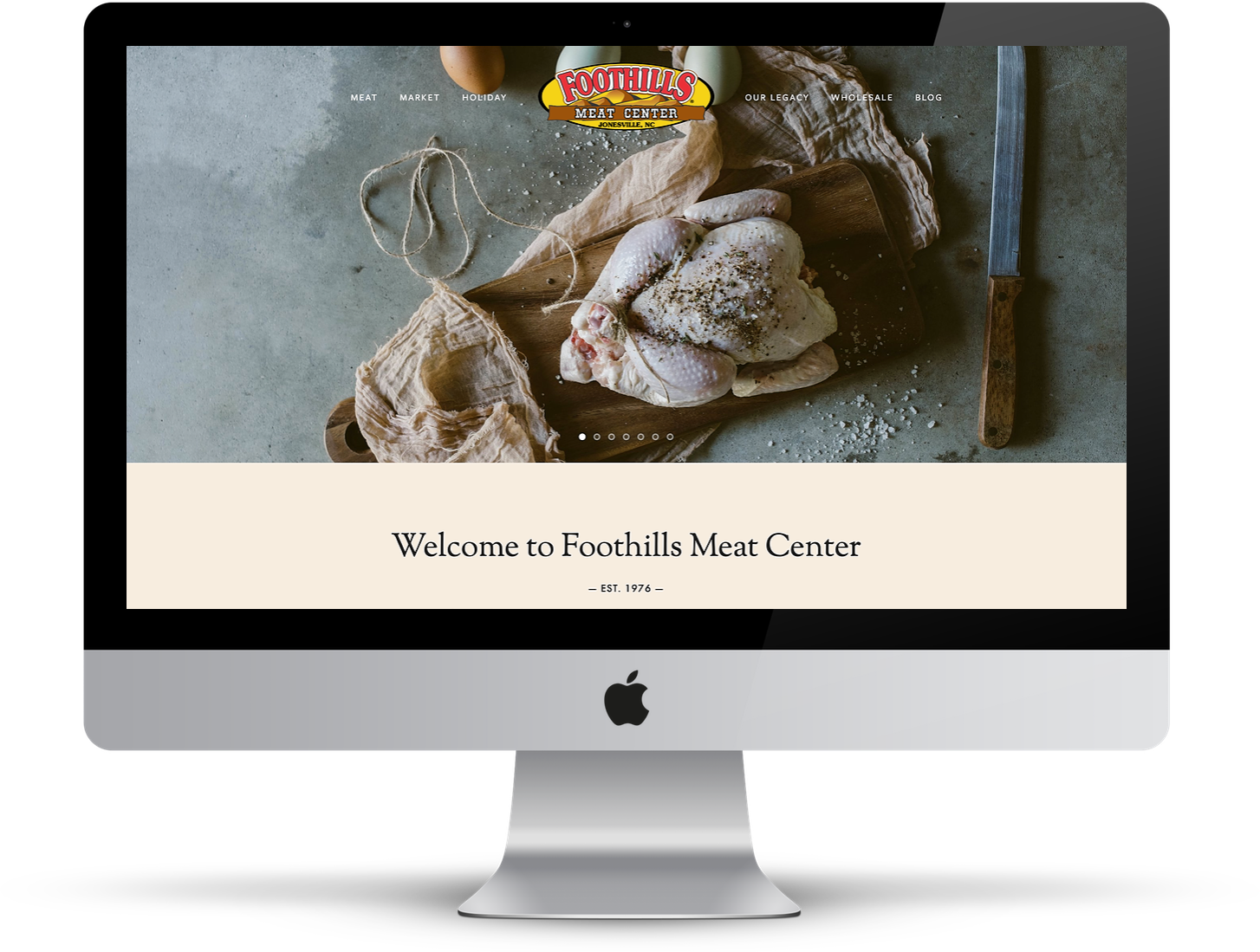 Foothills Meat Center -