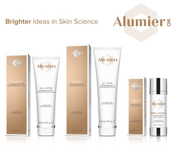 - The treatment combines relaxation with high performing active ingredients to address your skin concerns. Get ready to relax and let go as you receive the ultimate in customization and relaxation. Including a facial massage, lymphatic drainage and pressure point massage that will help release toxins in the skin and soothe pain while relaxing the body and mind. Your highly trained AlumierMD skin care professional will customize your treatment, which will leave you looking radiant and feeling refreshed and balanced