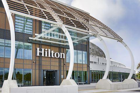 HILTON AGEAS BOWL - SOUTHAMPTON