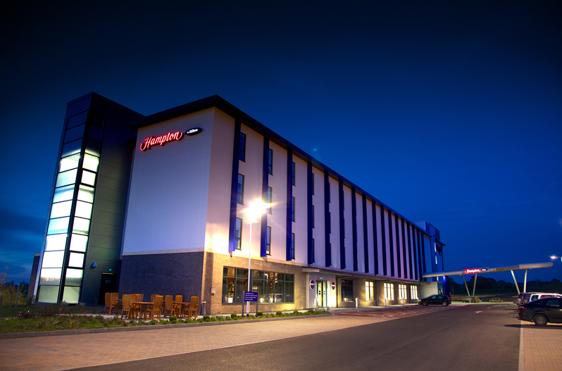 HAMPTON BY HILTON - EXETER AIRPORT