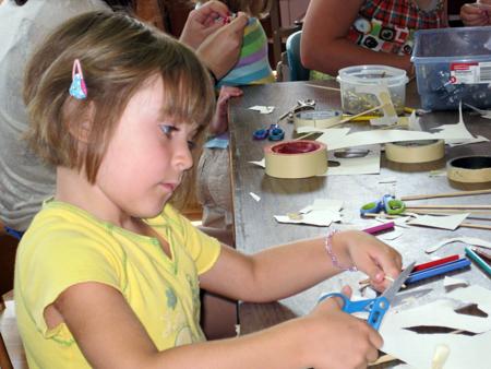 Becket Arts Center Summer Camps