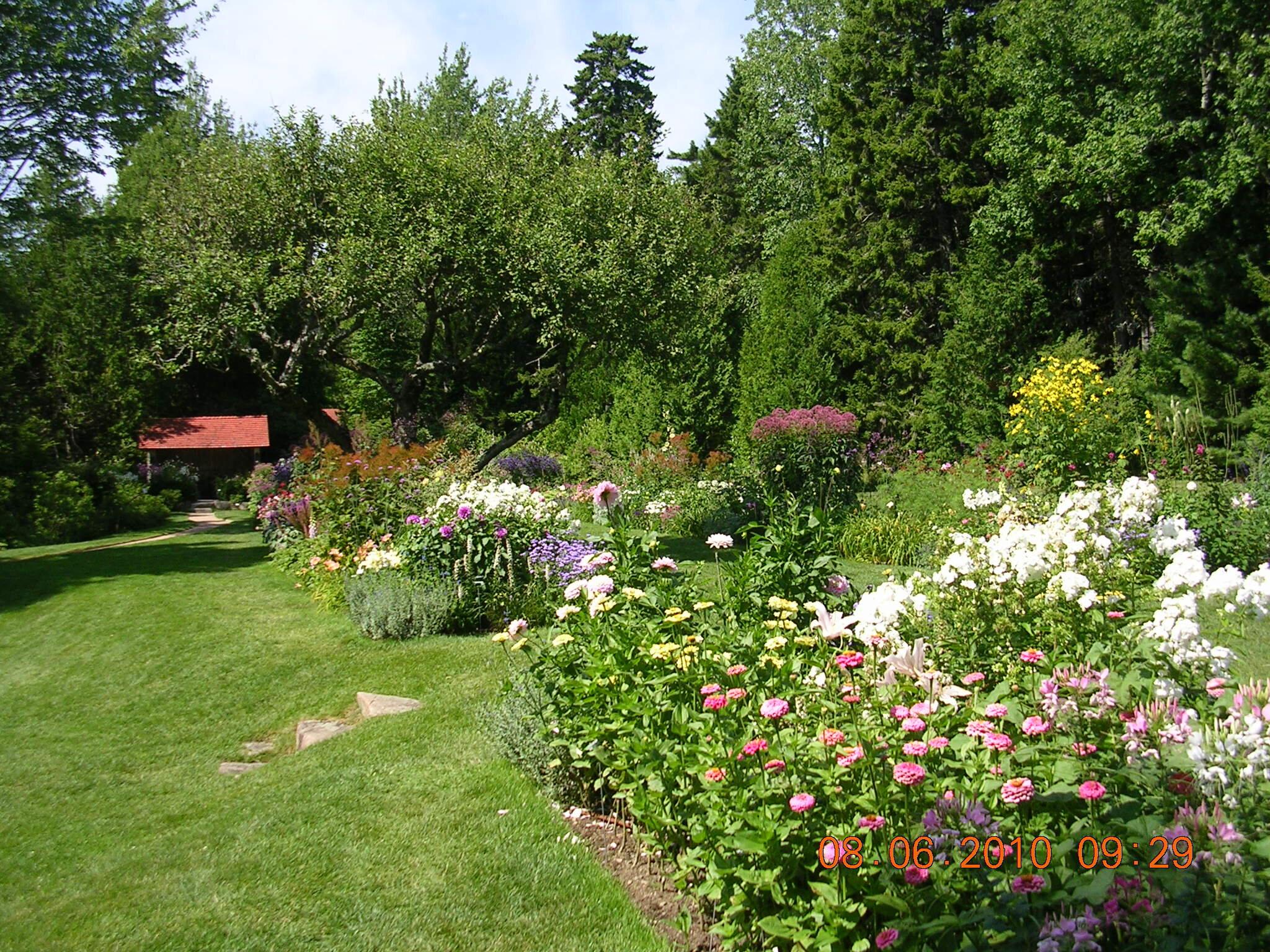 Thuya Gardens, Maine