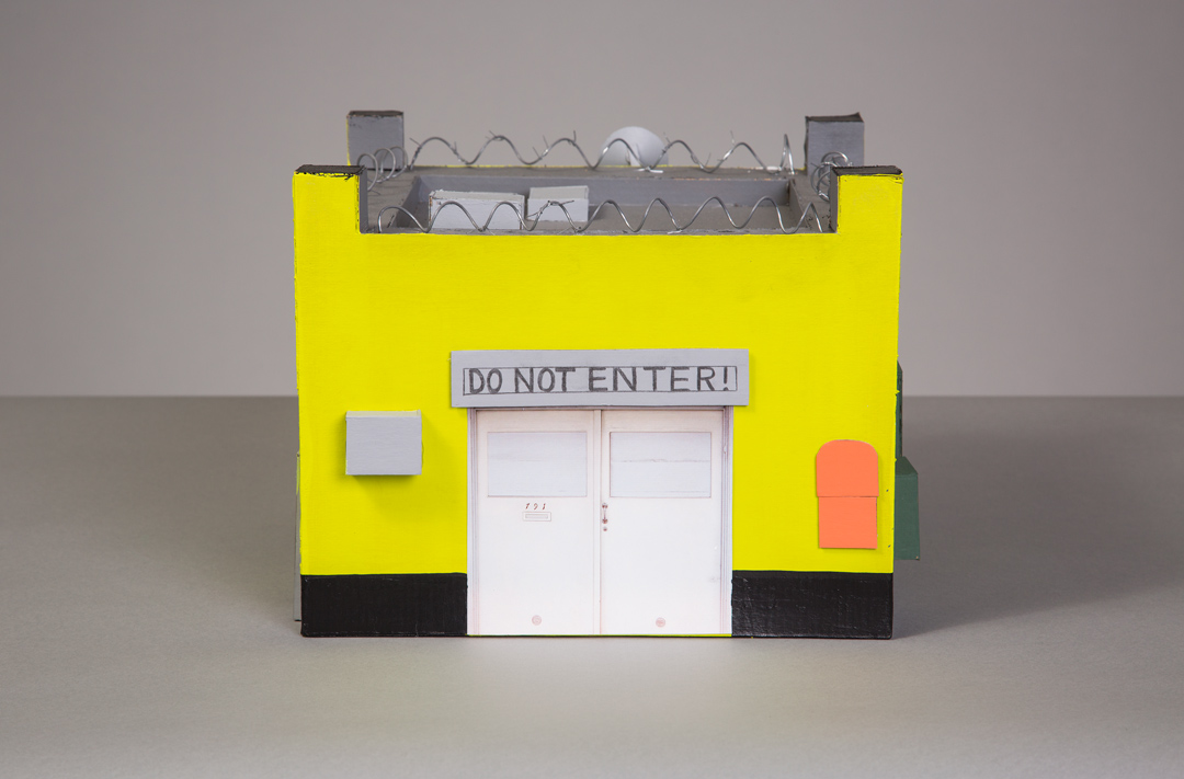 Do Not Enter, 2012