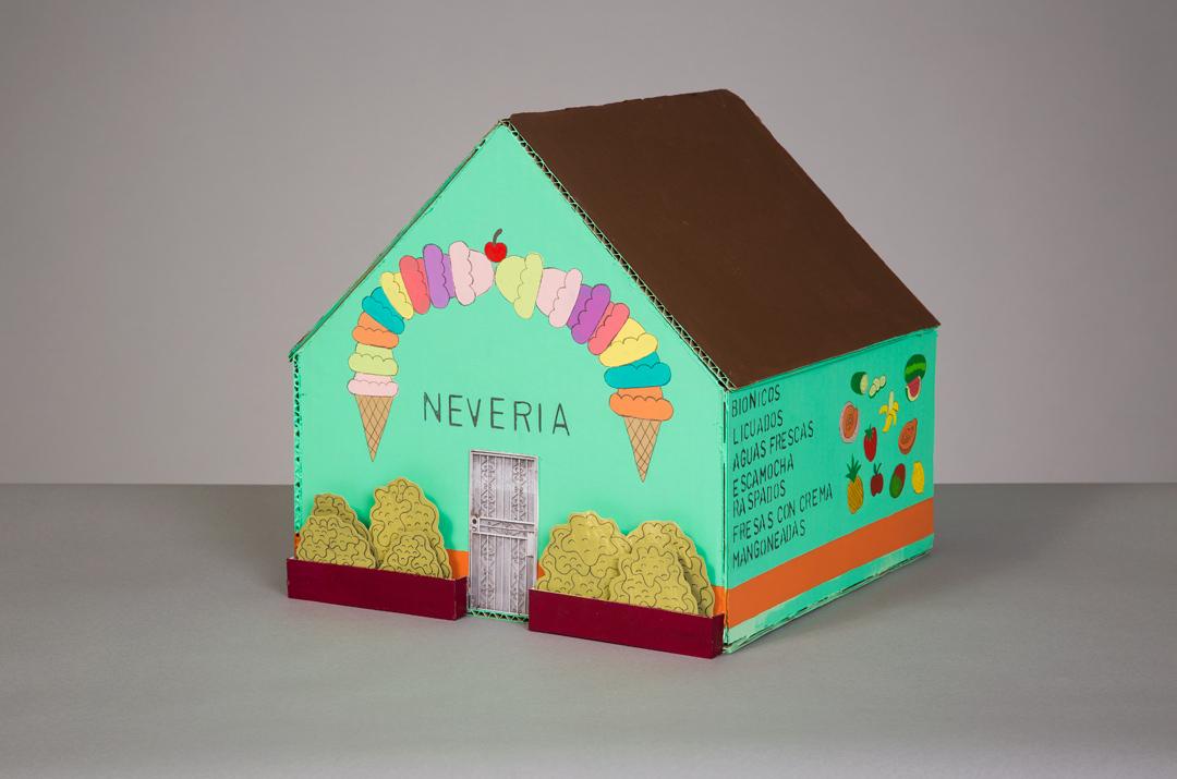 Neveria, 2012
