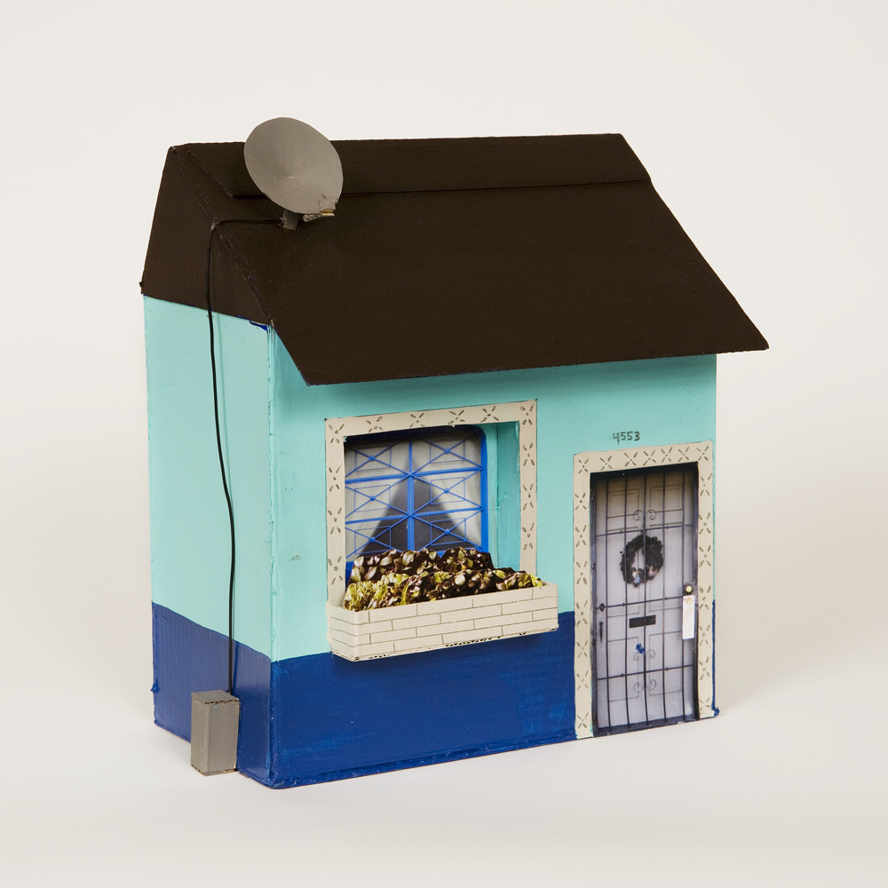 Blue House, 2009