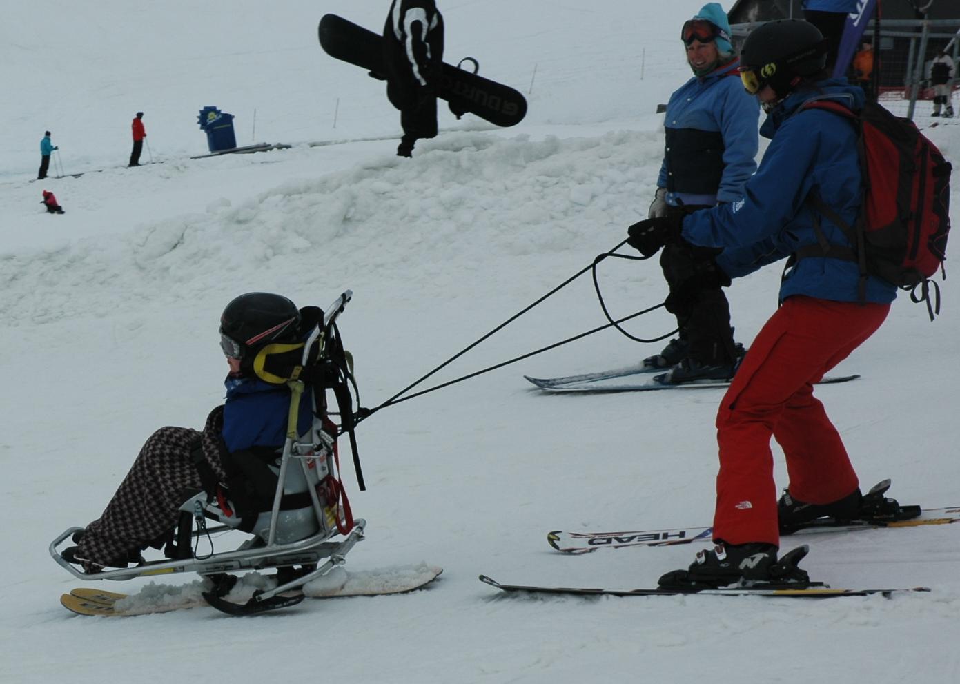Snow Sports NZ Bi ski