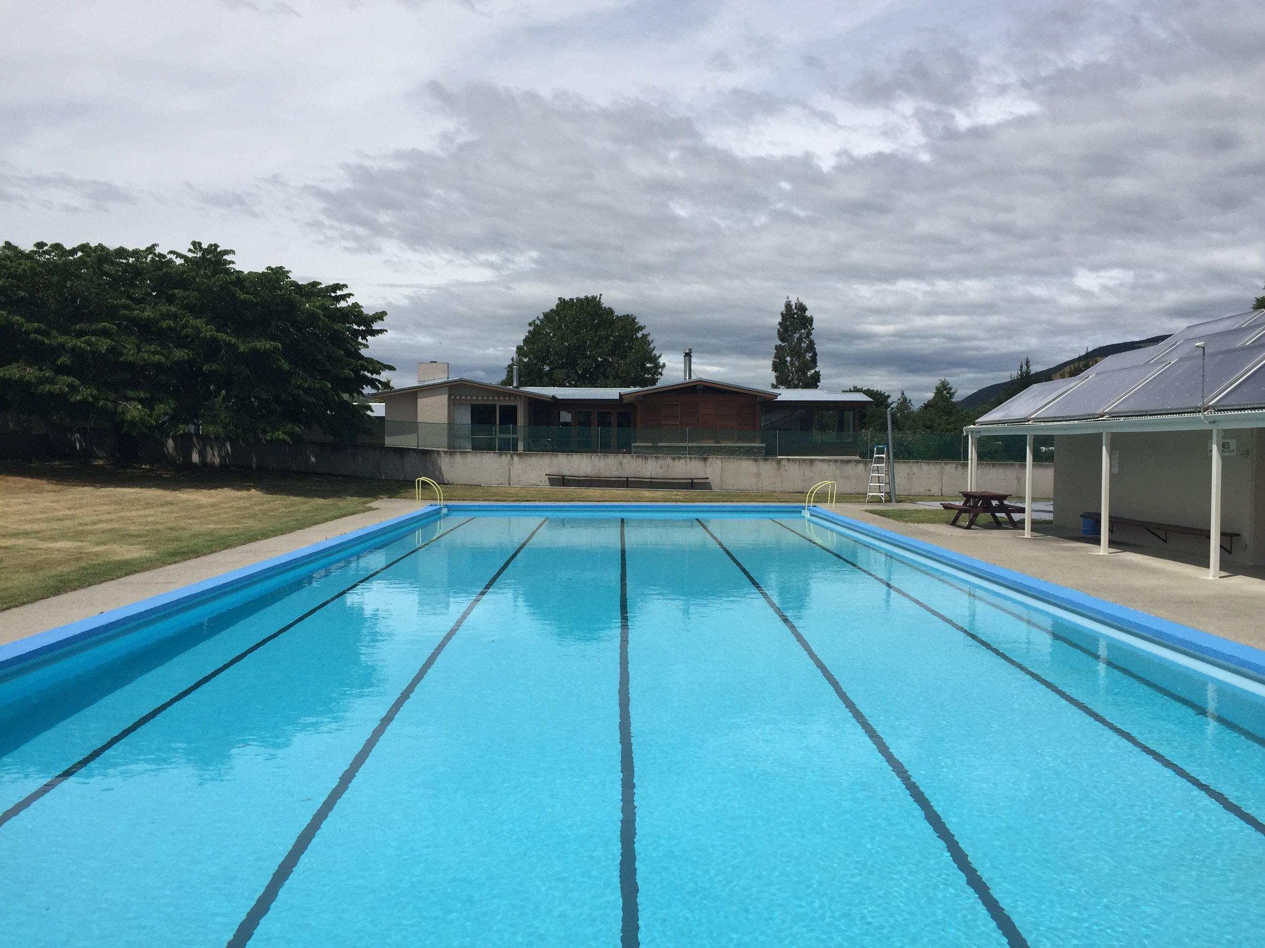 Miller's Flat Swimming Baths