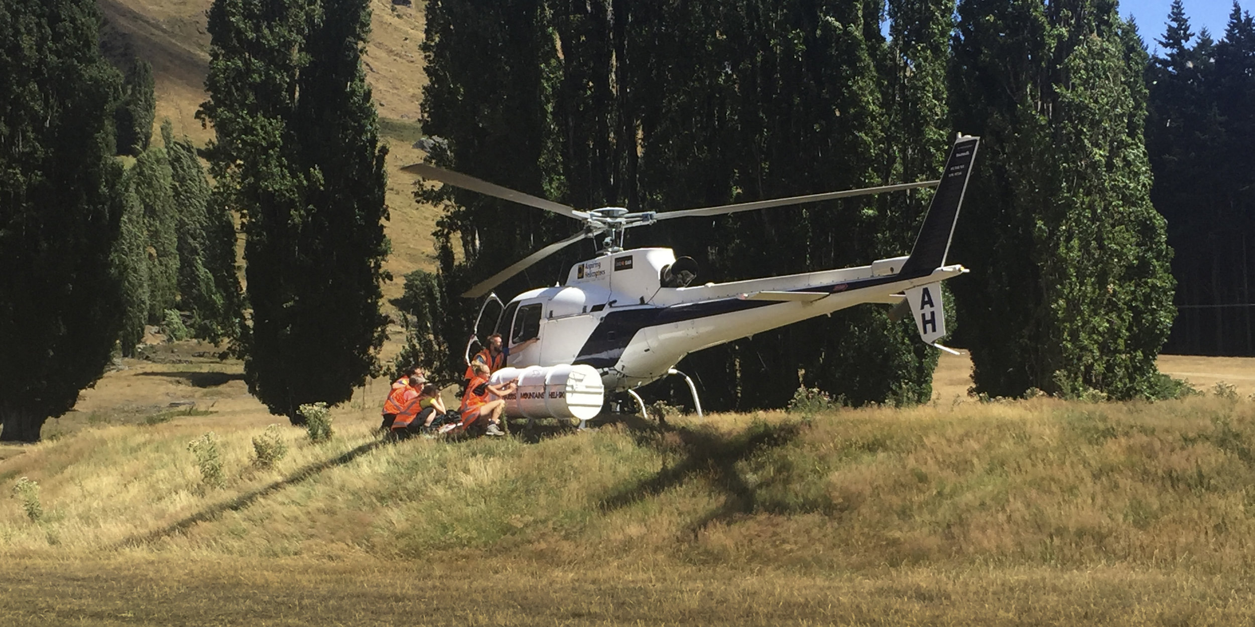 Central Otago Search & Rescue Helicopter