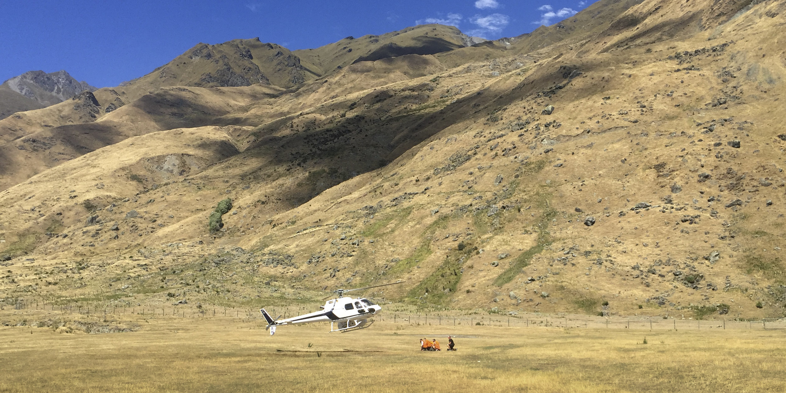 Central Otago Search & Rescue Volunteers