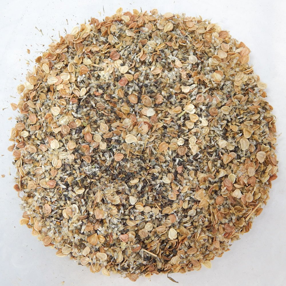 Often you can obtain a mix of seeds appropriate for your region