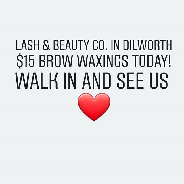 Who doesn't want their brows perfected??! Come see us today. Walk ins are welcomed 🎉 ☎️ 980 282 8345