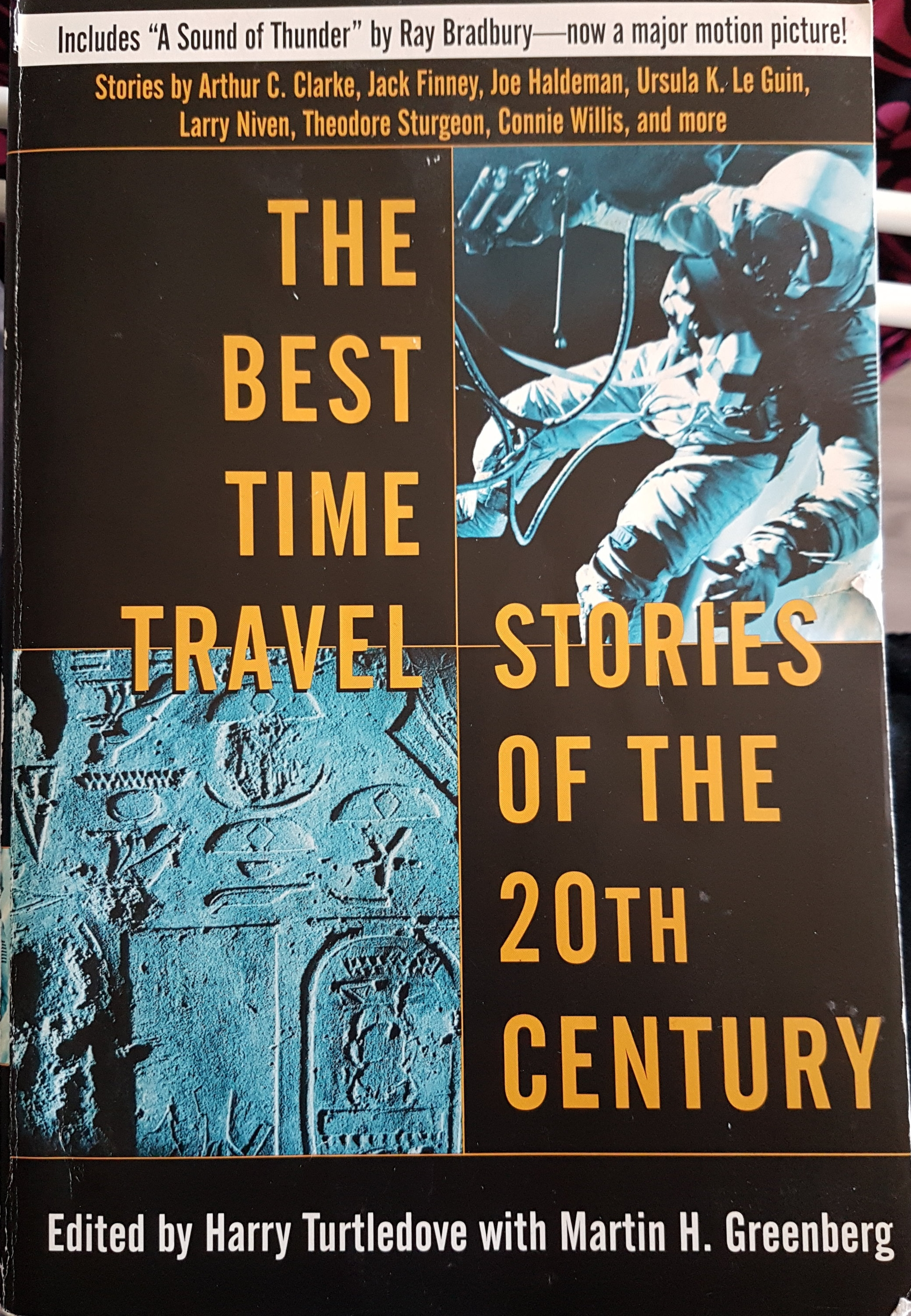 Best Time Travel Stories