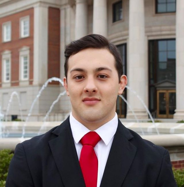 """This #shoutoutsaturday, we're featuring Jiar Meagher! Jiar is a recent #bamagrad - he joined the solids team for the 2017-2018 year and served as Powerhead team lead for @base11stem this past year. He will be doing research in the SPOT lab this summer and pursuing a career in aerospace engineering. """"The ARES Initiative has given me the opportunity to gain knowledge and experience that you just don't get in a classroom. I became an engineer to build rocket engines and learn about propulsion, because of The ARES Initiative I was able to do exactly that. First, with solid rocket motors and then with liquid rocket engines, in support of The Base 11 Space Challenge. Its been an exciting challenge, there's a lot that goes into designing a turbopump for a liquid rocket engine. Luckily, my team and I were able to rise to the occasion and come out with a fantastic design and a developmental prototype that we're excited to test. Some lessons, I've taken away from all of this: Its through challenges and adversity that we become better versions of ourselves With a vision and a great team by your side you can climb the highest peaks Learn something new every day because you'll never know everything, but you can be better than you were yesterday."""" #B11SpaceChallenge @univofalabama #rolltide #propulsion #rocketry #stem"""