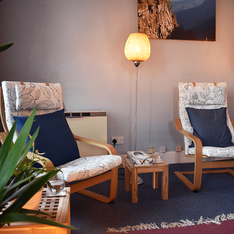 Counselling in Wakefield - Therapy room - Interior