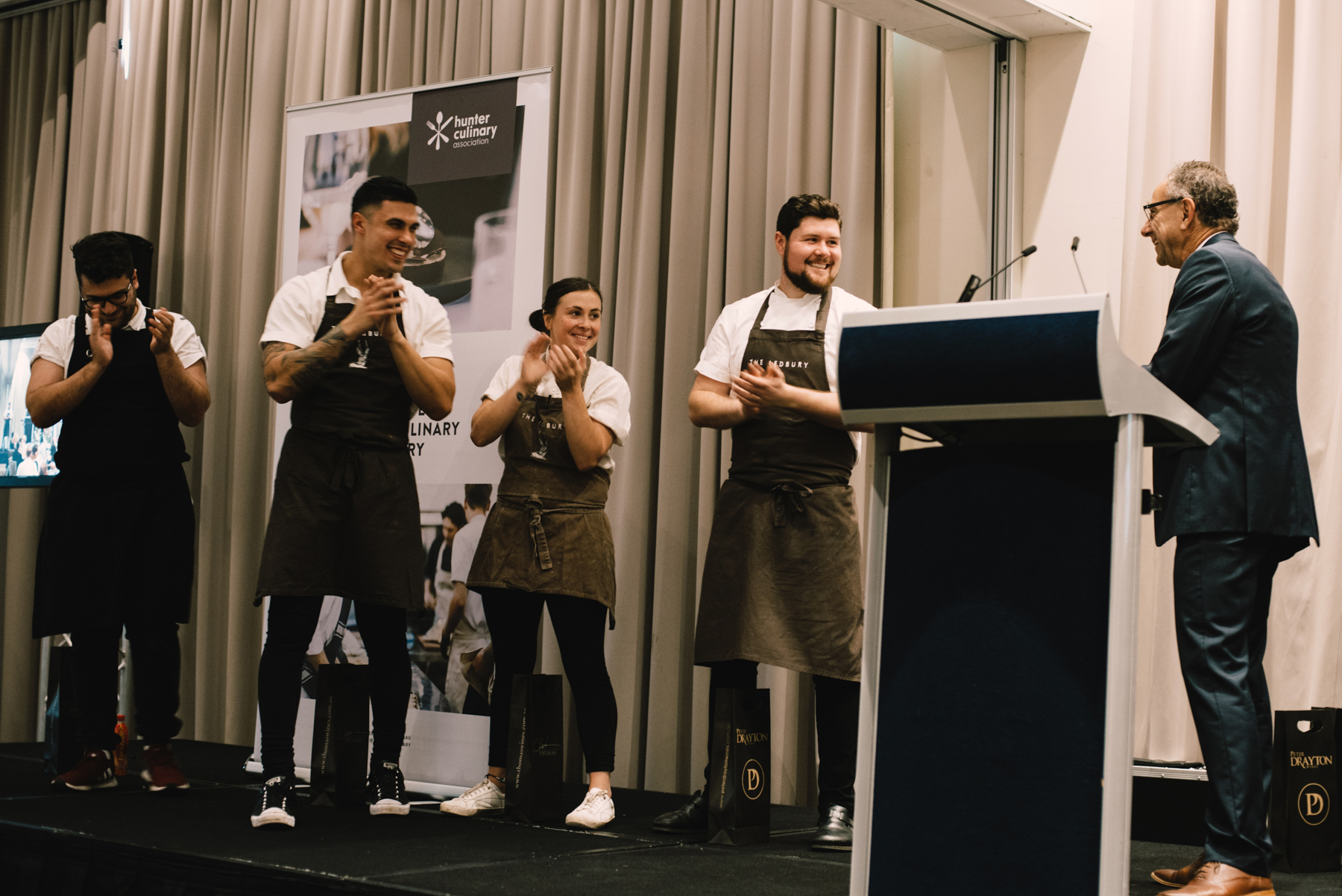 2019 FOOD FIGHT - CROWNE PLAZA, HUNTER VALLEY