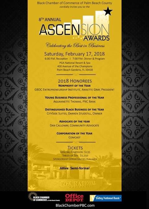 8th Annual Ascension Awards