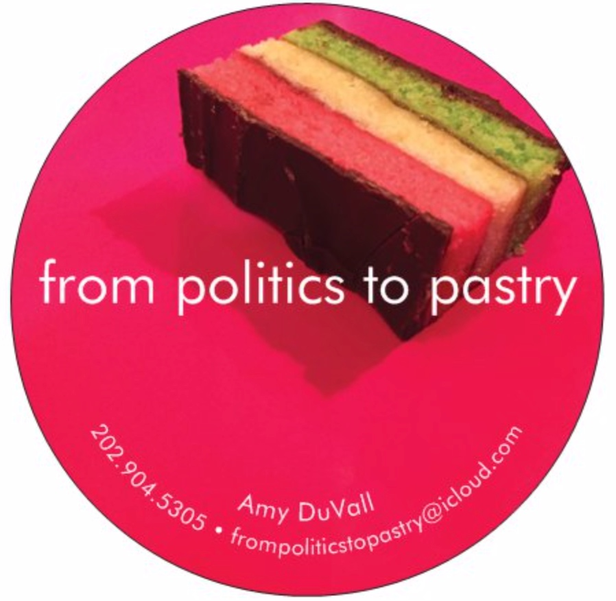 Lucky Number 19 — From Politics to Pastry