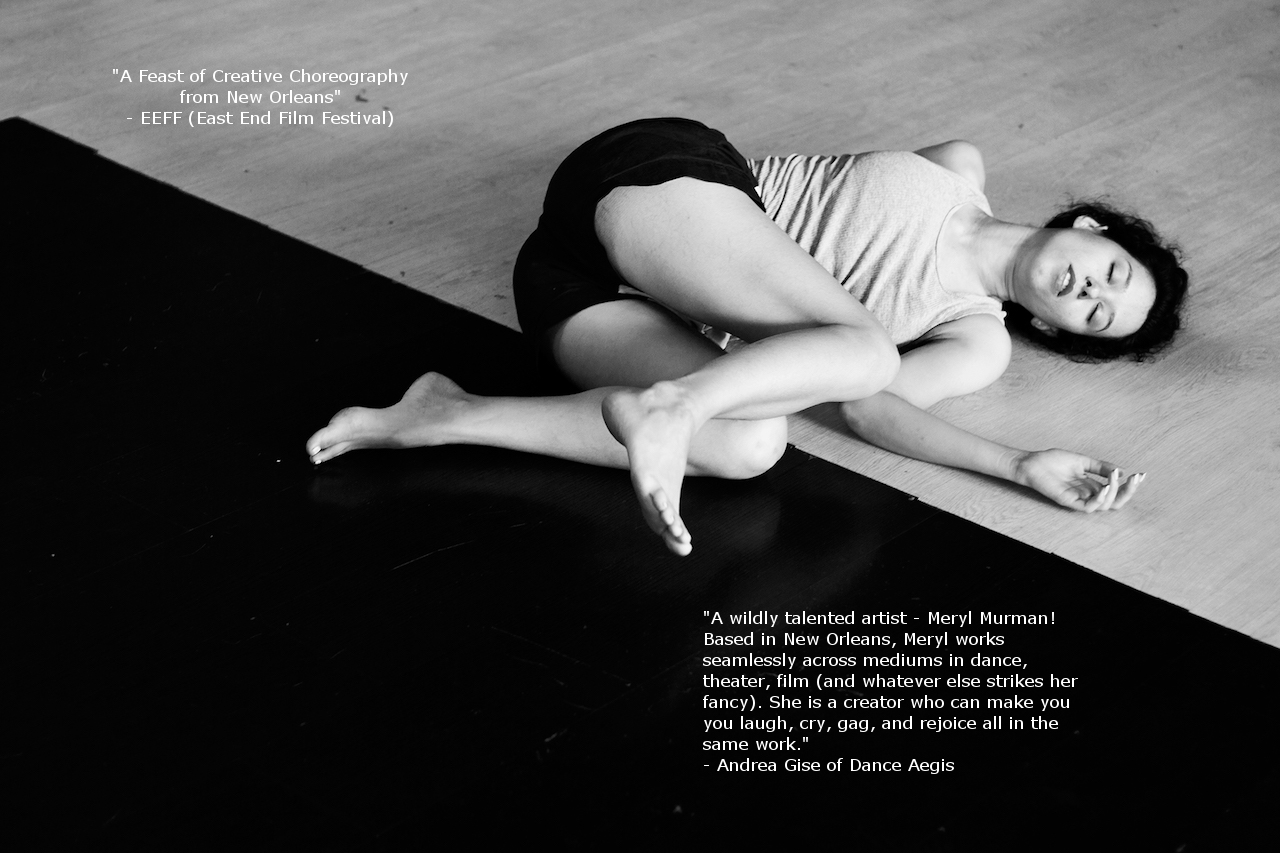 Dancer: Yanina Orellana Photo: Marco Castelli