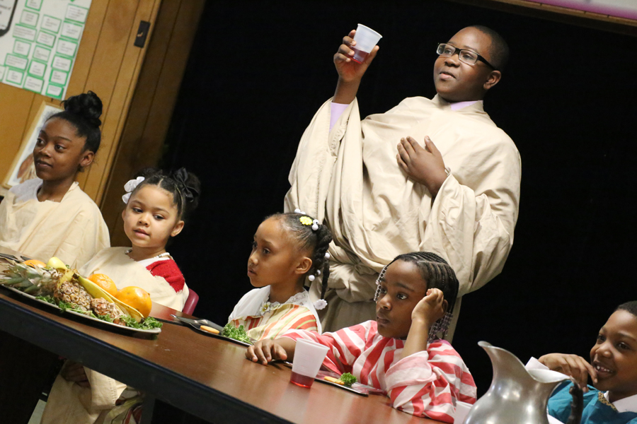 Easter Sunday School: Good Friday skit