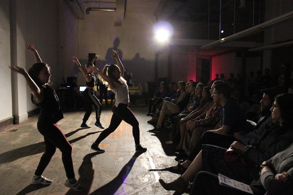 2017 Charm City Fringe during our soft opening of Mondo. Photo Credit: Corey Jennings