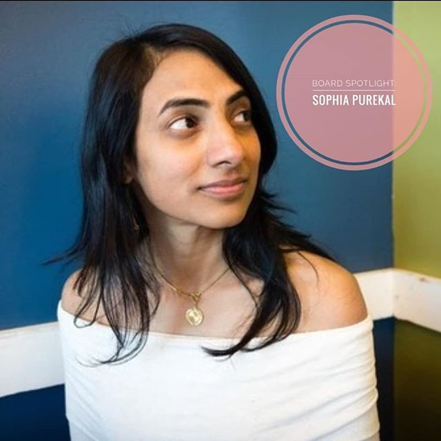 🌺 One week til our Grand Opening! Next week, we are going to start profiling our great contributing artists 👀  Today, meet Sophia!  Sophia Purekal moved to Baltimore in August 2014, started working as a primary care doctor in Pigtown months later, and  can no longer call herself a Baltimore newcomer. ;) She is also a writer, musician, and an avid explorer of Baltimore's lively and eclectic arts and music scene. She is thrilled to be a contributor to it through Le Mondo.  Meet Sophia and the rest of the gang this 5/17, 6-10PM! (RSVP link in bio) 🌿