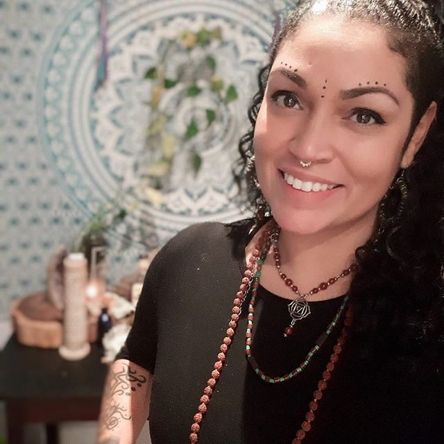Linnet @oldschoolbruja is a Spiritual Intuitive, Psychic Medium, Healing Touch Practitioner, Oracle, and Master Healer. She will be hosting our opening ceremony tomorrow! _ Coming from a long line of oracles and healers, Linnet has been aware of her gift since the age of four. By the time she was nine, Linnet was reading fire, tarot cards, and Spirit boards for her friends. She has studied different denominations of spirituality throughout her life. _ Her expertise is in energy medicine, divination, spells, mediumship, meditation, past life regression therapy and teaching large and small groups. She travels the world providing workshops and various spiritual services that transform lives. Her practice is infused with healing modalities passed down through generations along with unconventional healing techniques.