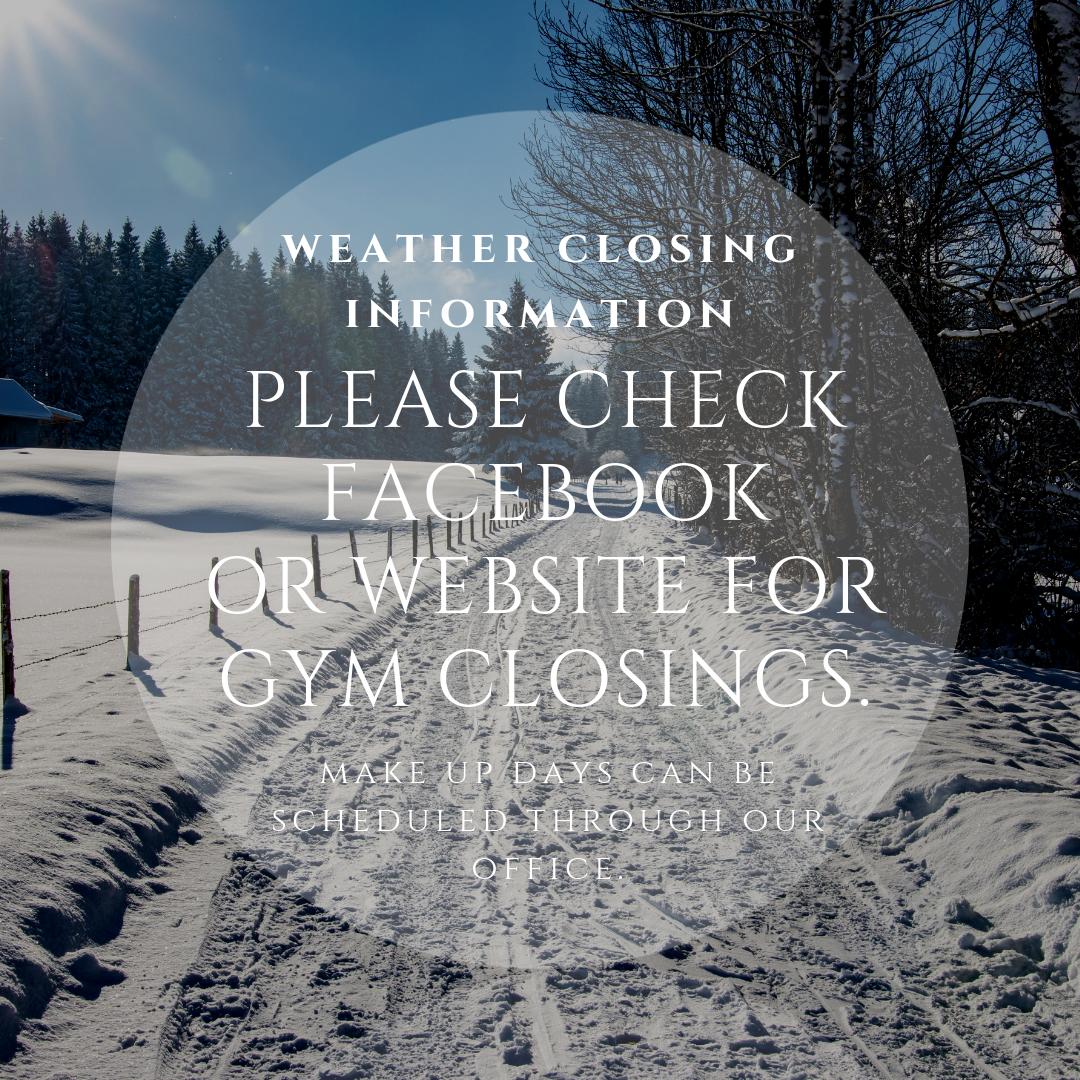 Weather Closing Information - Cincinnati