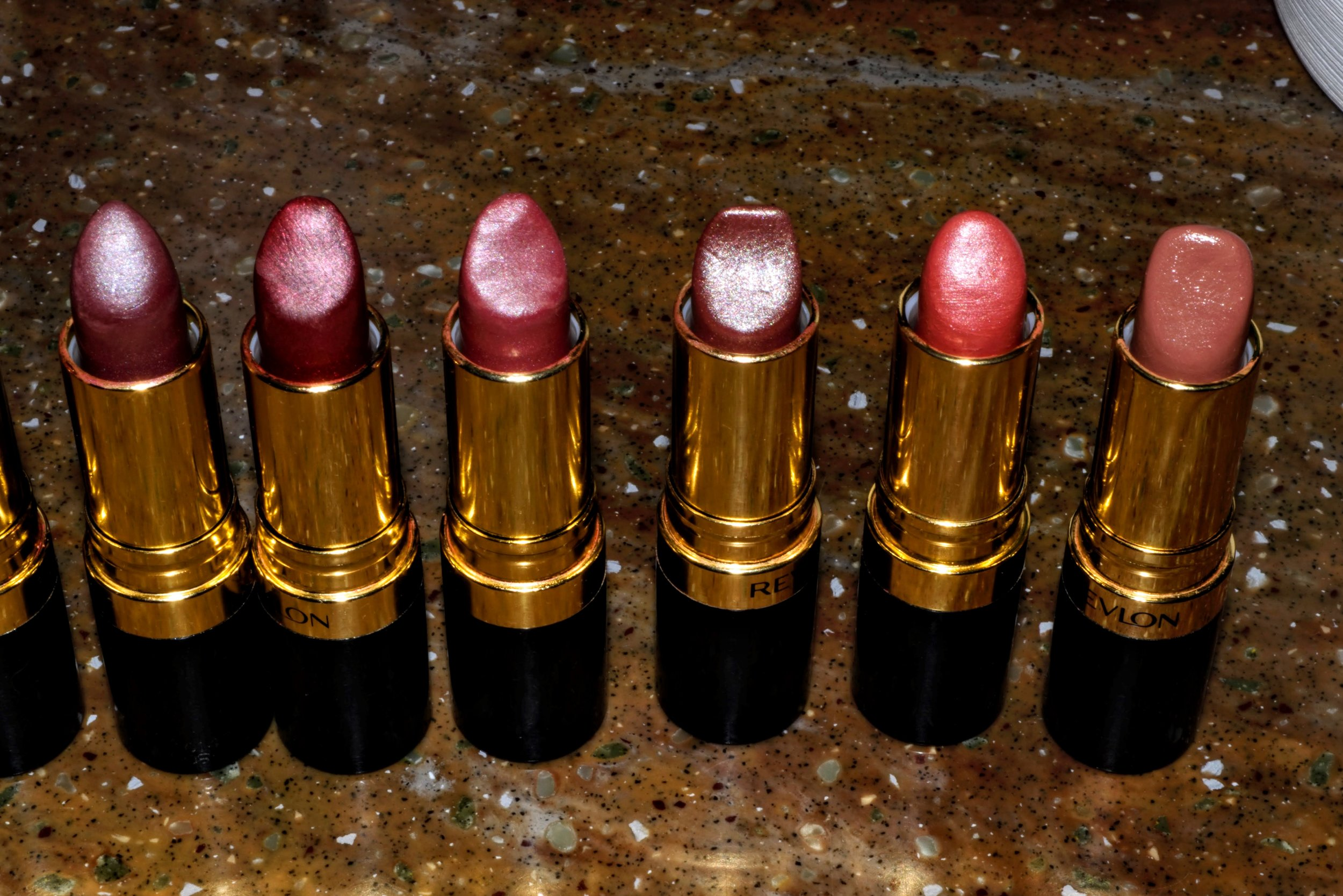 I love purple - The best thing about their range is the incorporation of purples. Sadly, I can't wear the pinks I've bought because it washes my skin out. I have a golden undertone, so the best shades I recommend are purples, browns, terracotta, and yellow/golds.