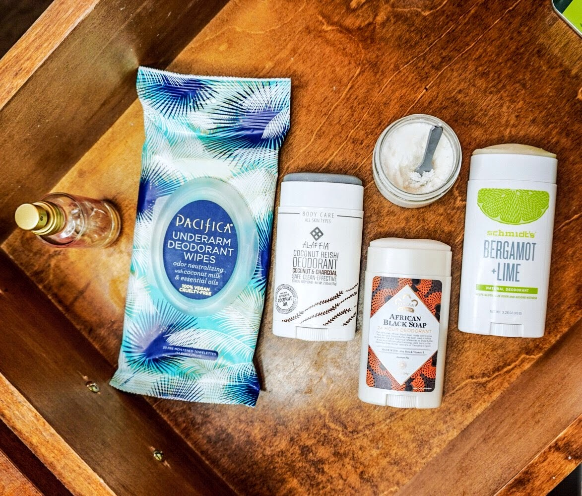 5 Natural Deodorants Based On Your Body Type -