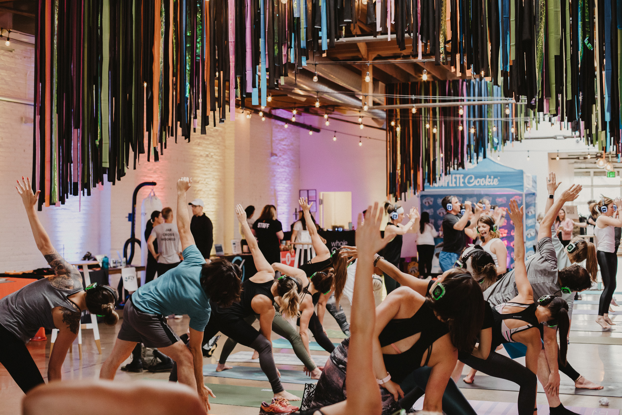 DENVER FITNESS WEEK - Kickoff Party