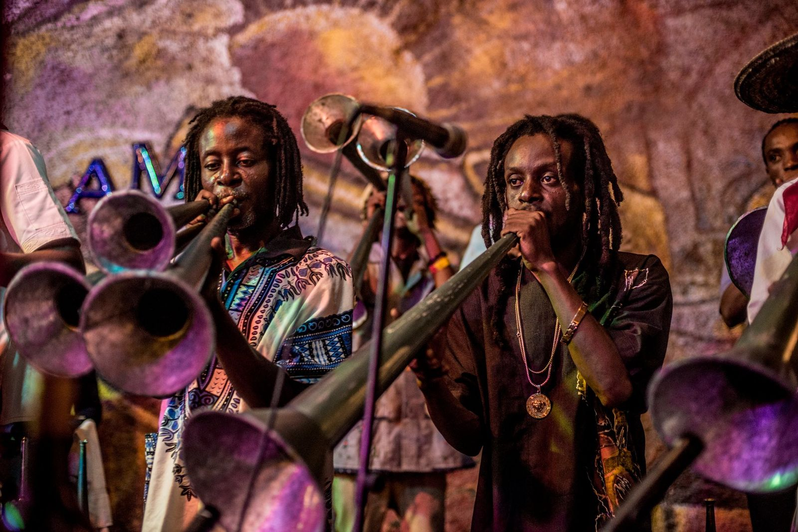 COLLIDER SIX - ★ RAM [Haiti]★ Combo Lulo [NYC]May 24, 2019Union Station Ballroom, Northampton
