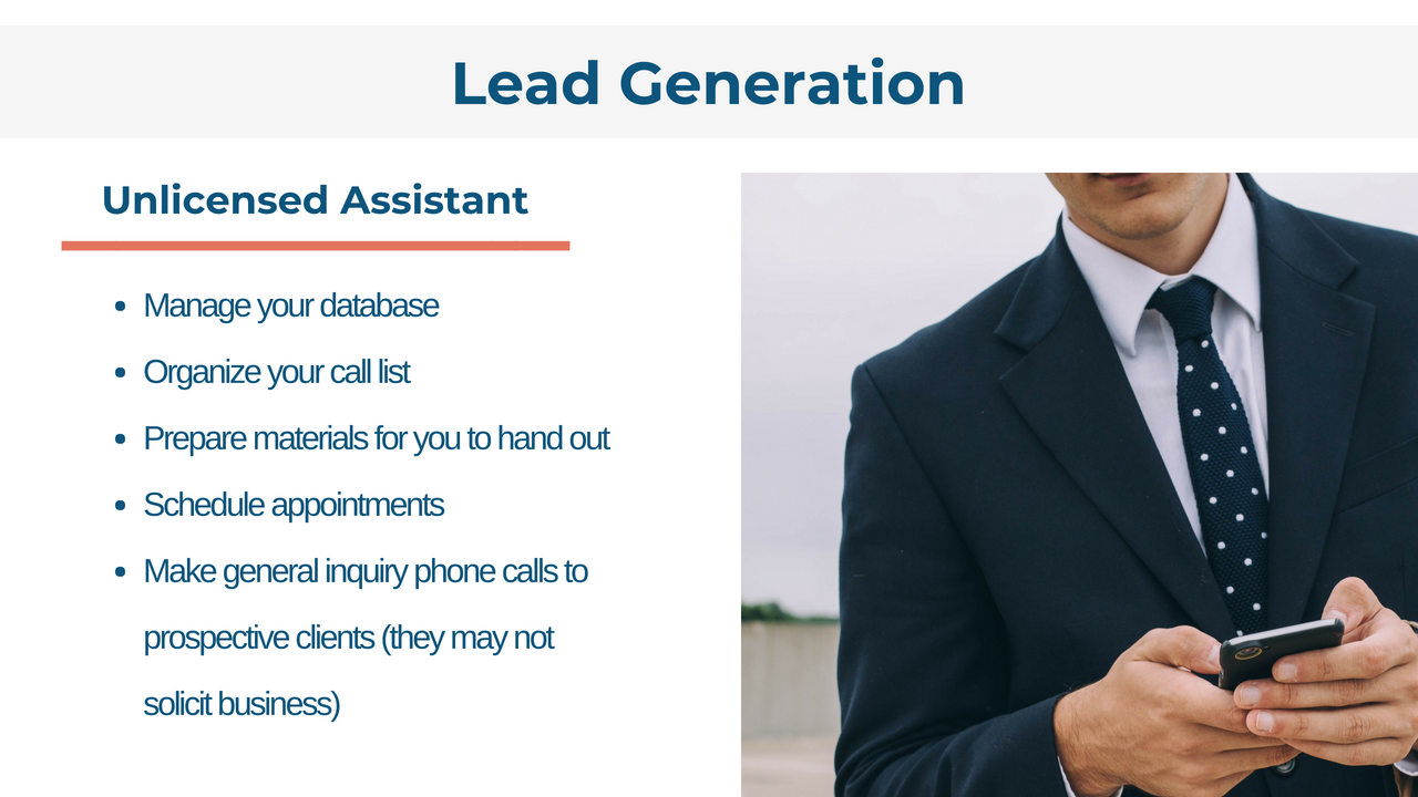 Lead Generation - Unlicensed Assistant.png