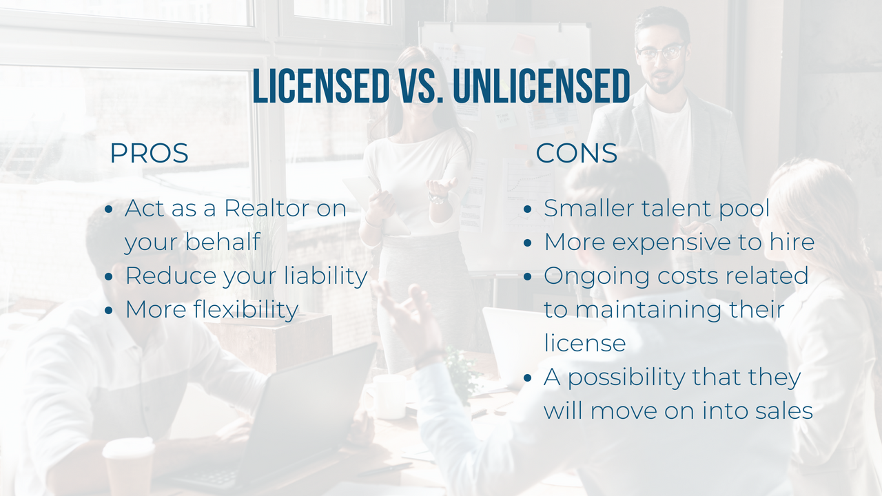 licenses vs. unlicensed assistant.png