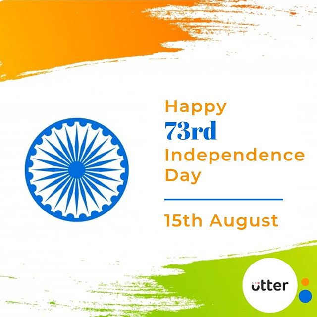 Celebrate the freedom, celebrate the independence. Live freely & enjoy this freedom. Happy Independence Day . . #independenceday #independencedayindia #independenceday2019🇮🇳 #narendra_modi #narendramodi #presidentkovind #proud #India #indian #jaihind #hindustan #patriots #patriotism #tricolor #flag #country #love #peaceofmind #peace #73rd