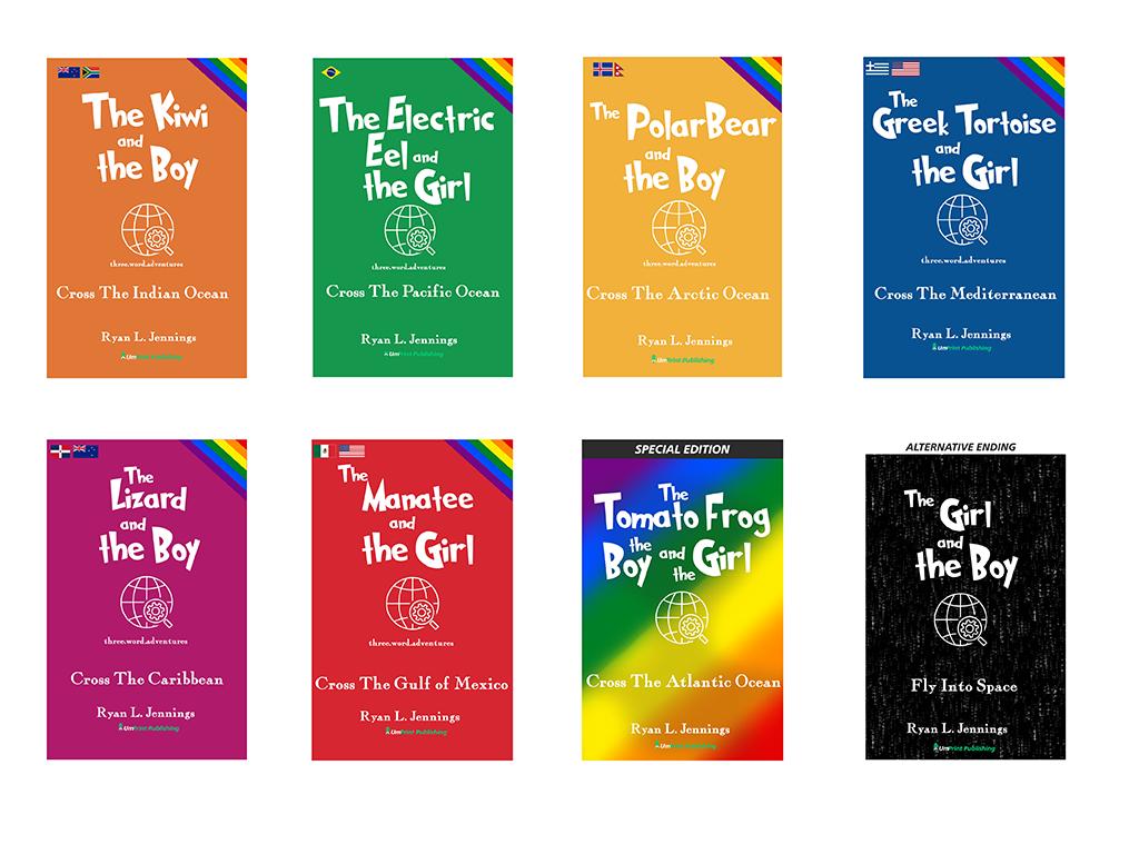 The Rainbow Travellers Series - 7 Books + Bonus.png