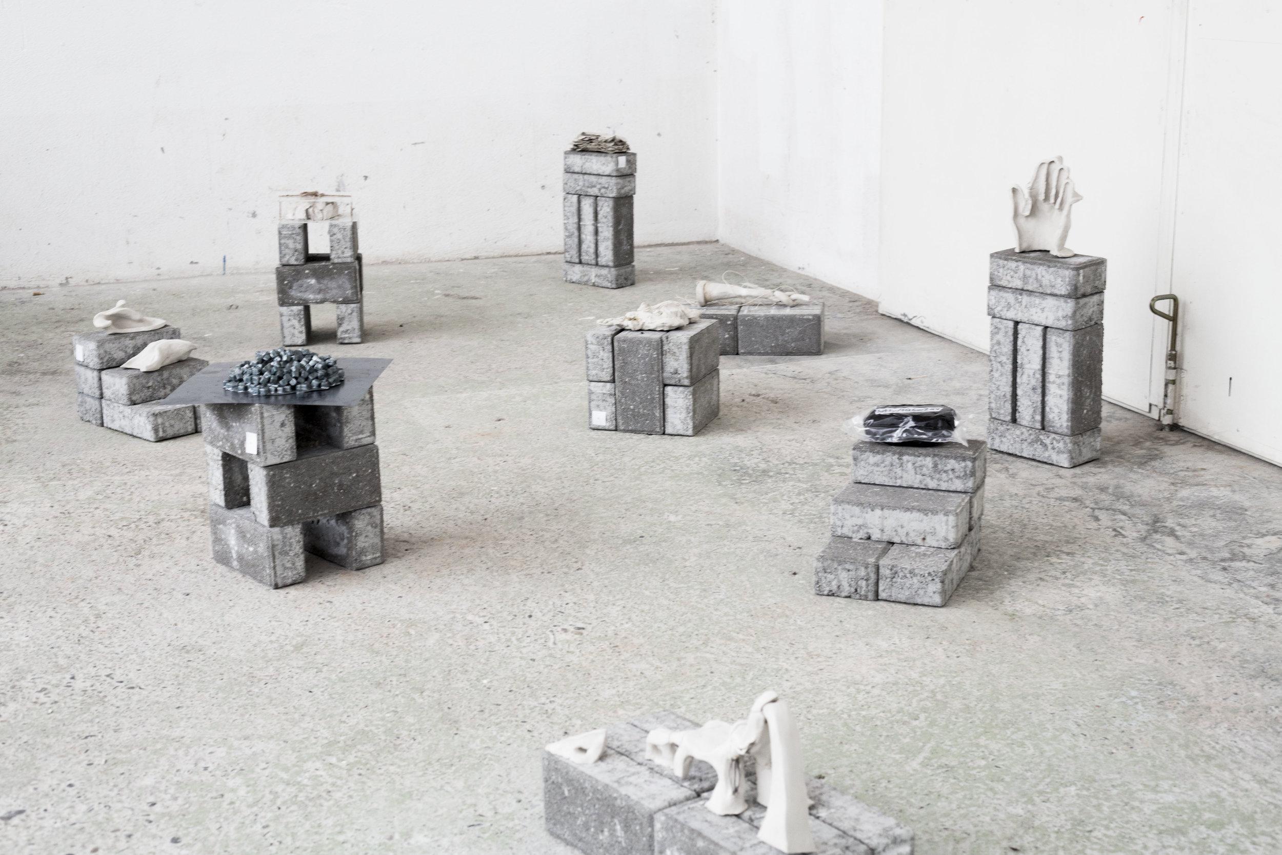 EXHIBITION - NO SERIE curated by HANGAR 9, Geneva, 2015