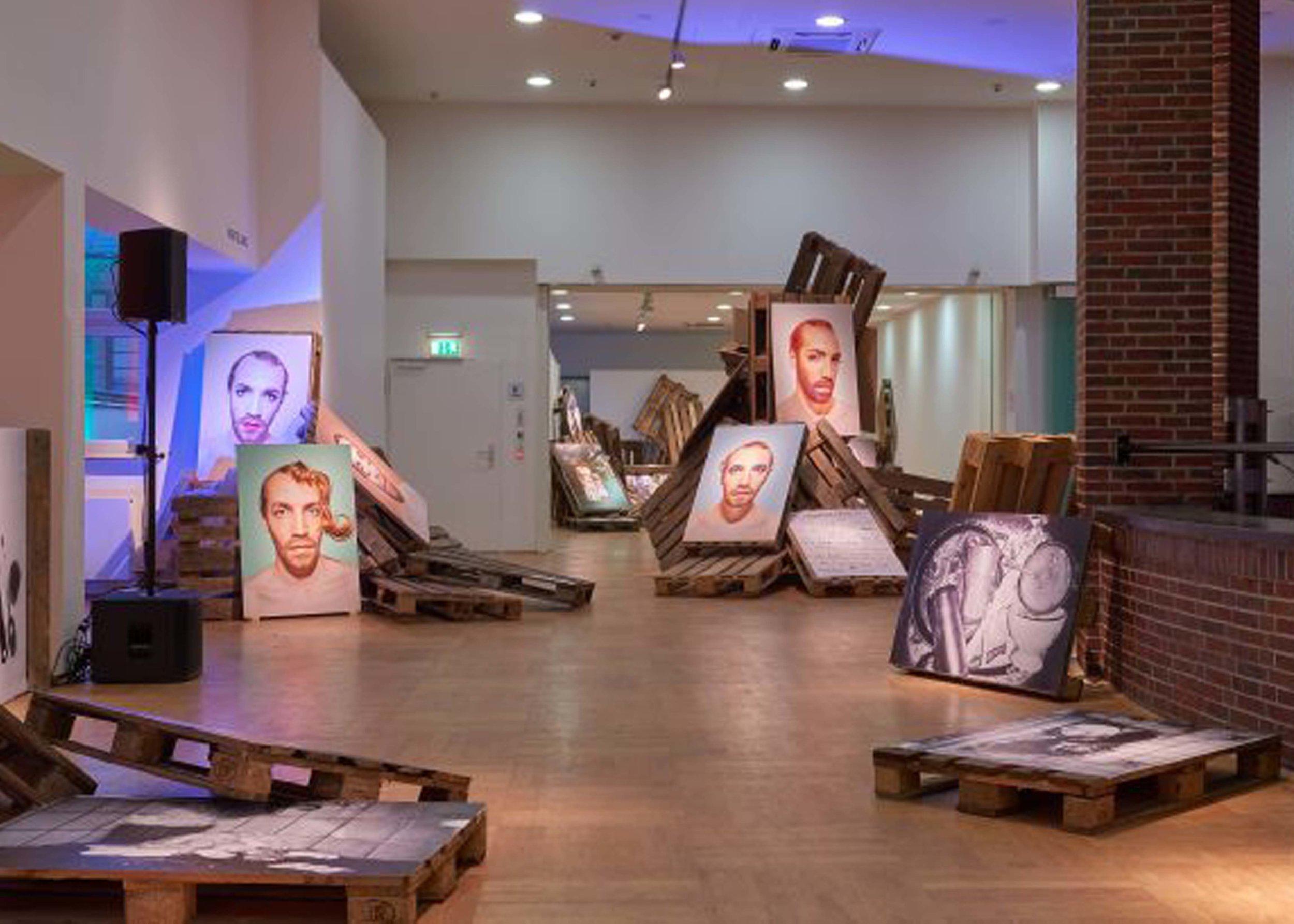 EXHIBITION - « the embarrassment show » with Erik Kessel, NRW-Forum, Düsseldorf, 2015