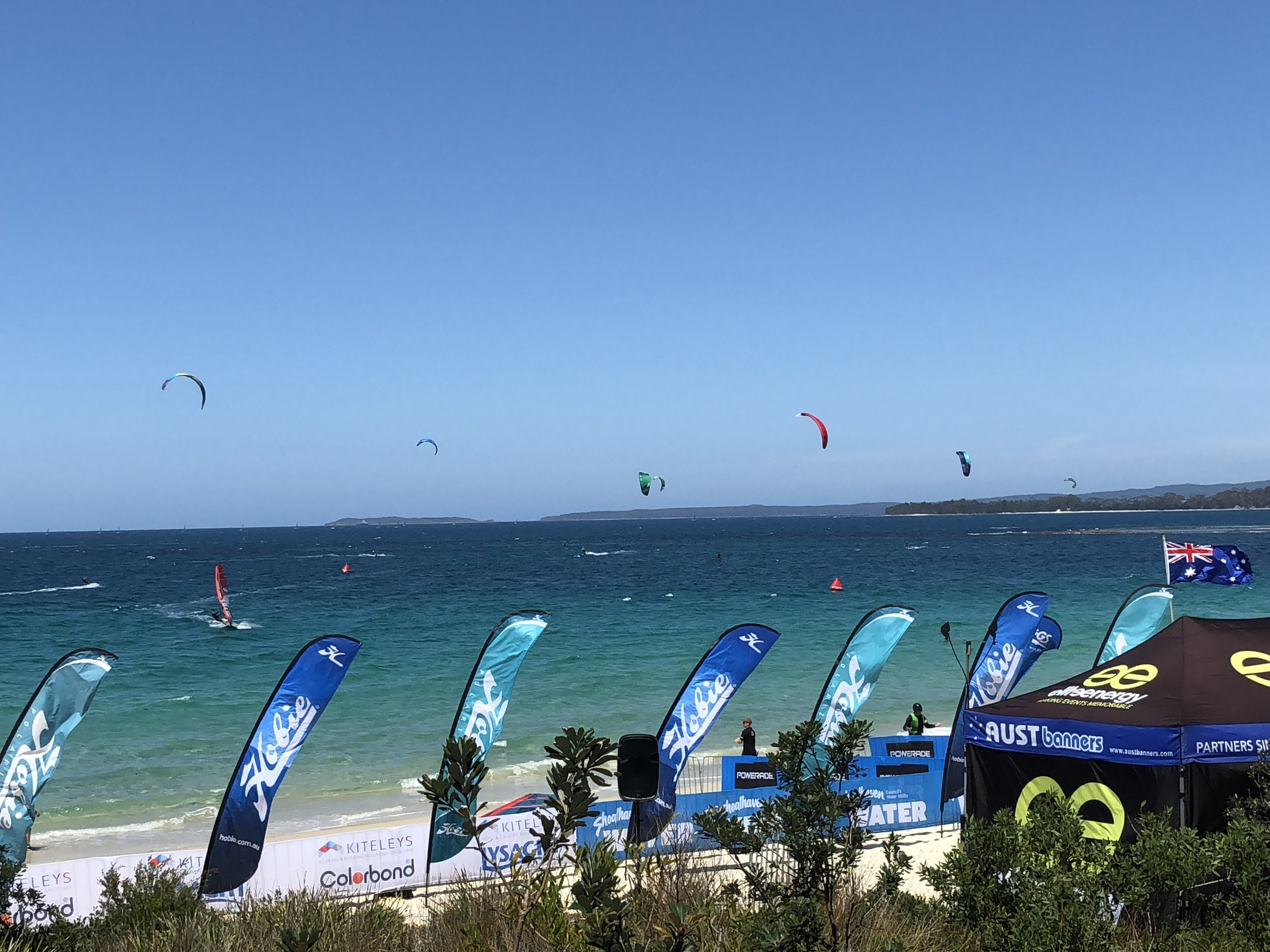 Windsurfing — Sand and Sea Festival