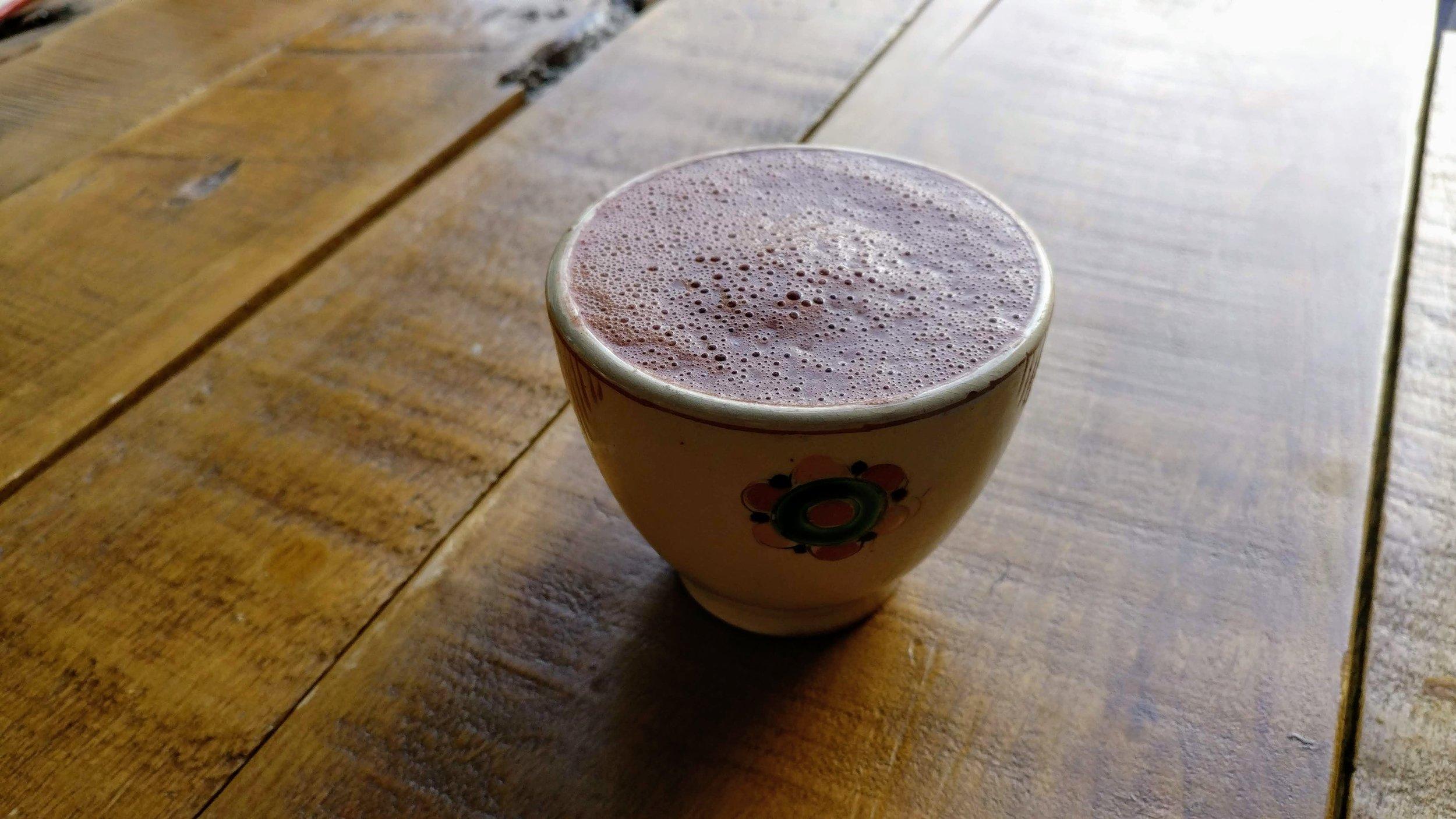 cacao-shot