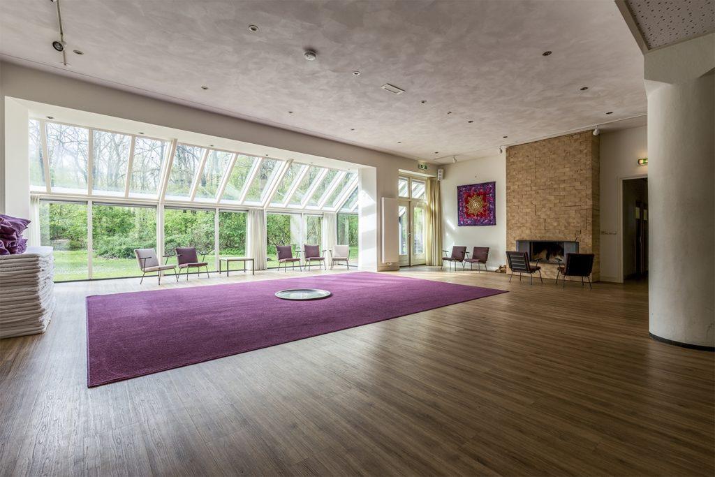 The Meeuwenveen retreat centre.