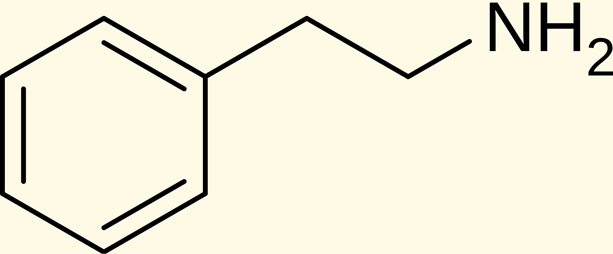 Phenethylamine gets us in the flow.
