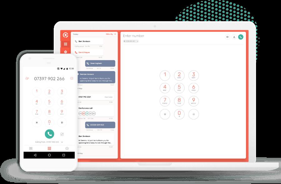 Circleloop interface