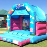 Peppa Pig Bouncy Castle Hire Rockingham